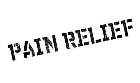 paracetamol: Pain Relief rubber stamp