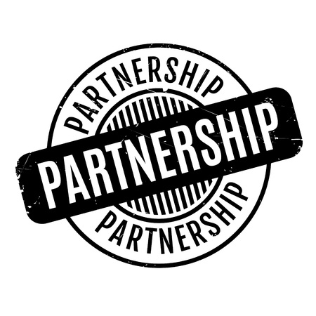 Partnership rubber stamp
