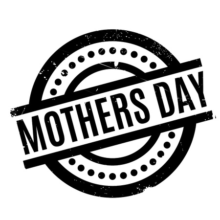 revelry: Mothers Day rubber stamp