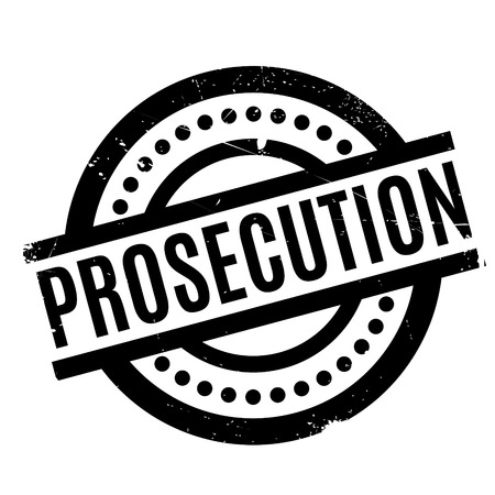Prosecution rubber stamp