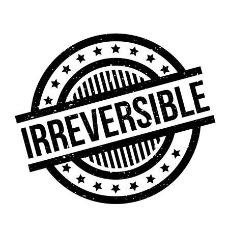 Irreversible rubber stamp. Grunge design with dust scratches. Effects can be easily removed for a clean, crisp look. Color is easily changed.