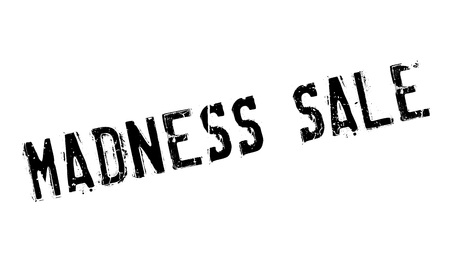 mania: Madness Sale rubber stamp
