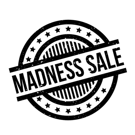 lunacy: Madness Sale rubber stamp