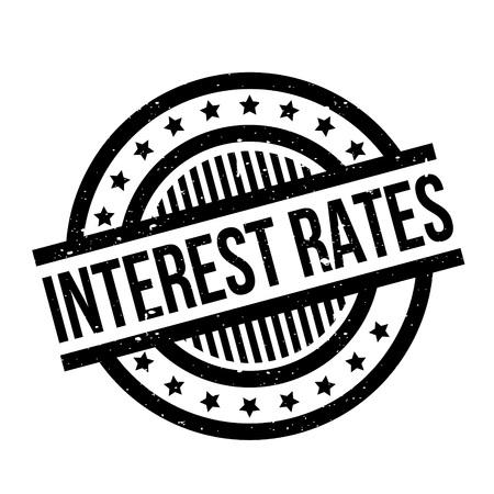 debtor: Interest Rates rubber stamp