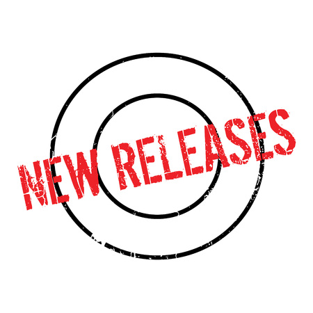 délivrance: New Releases rubber stamp