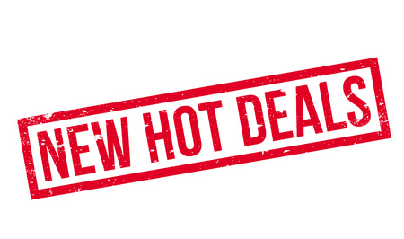 scorching: New Hot Deals rubber stamp
