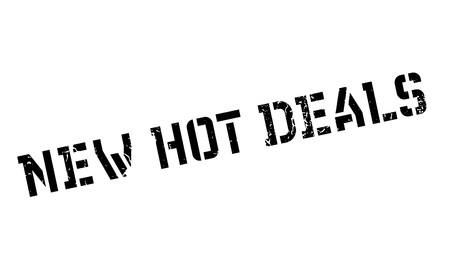 New Hot Deals rubber stamp