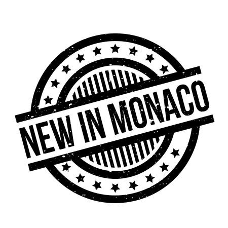 モナコで新しいゴム印