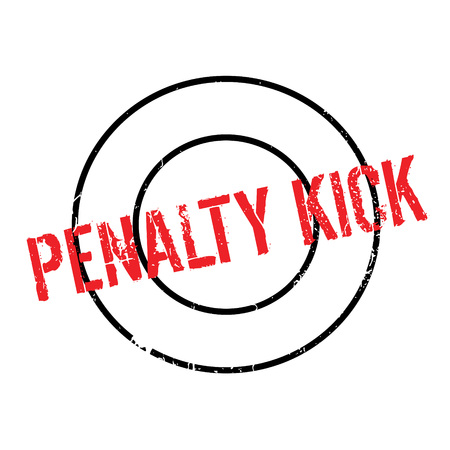 recess: Penalty Kick rubber stamp