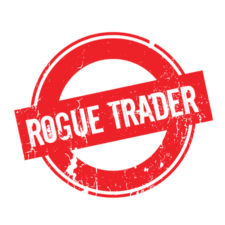 Rogue Trader rubber stamp