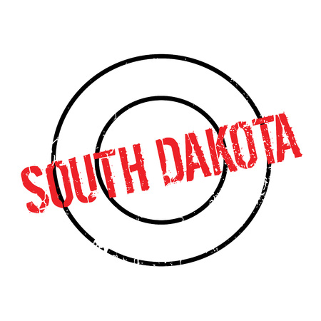 South Dakota rubber stamp