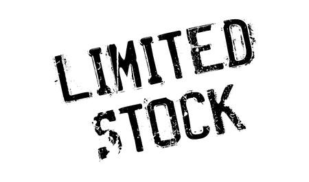 Limited Stock rubber stamp Çizim