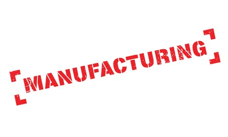 erection: Manufacturing rubber stamp
