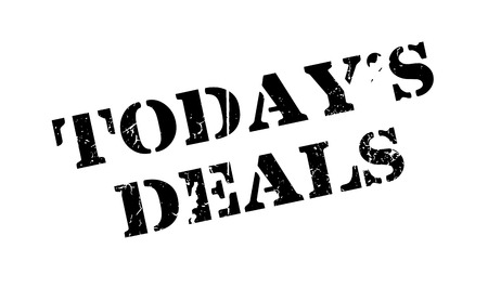 Today s Deals rubber stamp