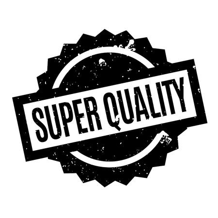 Super Quality rubber stamp Ilustrace