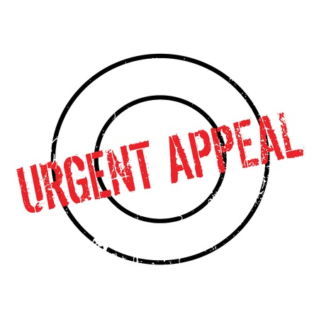 crucial: Urgent Appeal rubber stamp