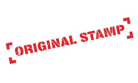 Original Stamp rubber stamp