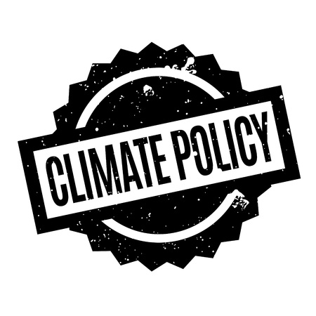 environmental policy: Climate Policy rubber stamp