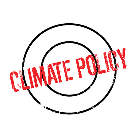 carbon footprint: Climate Policy rubber stamp