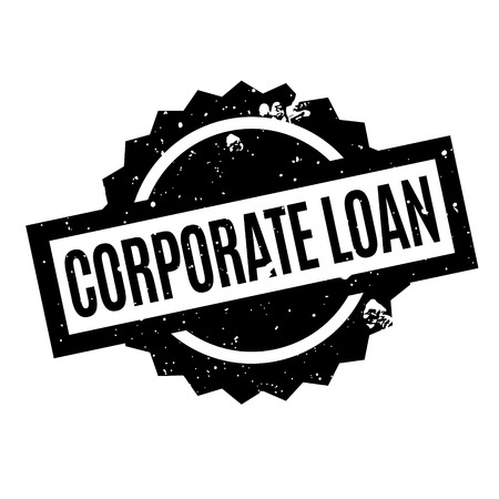 Corporate Loan rubber stamp