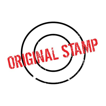 Original Stamp rubber stamp