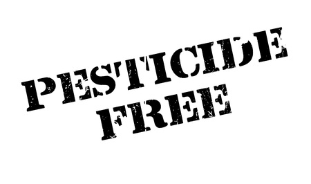 freebie: Pesticide Free rubber stamp. Grunge design with dust scratches. Effects can be easily removed for a clean, crisp look. Color is easily changed.