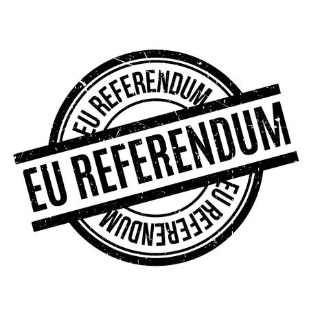 mandate: Eu Referendum rubber stamp