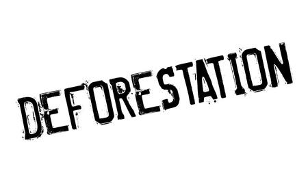 Deforestation rubber stamp