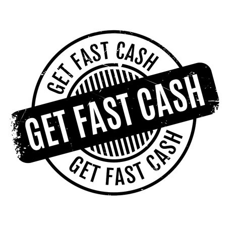 racing: Get Fast Cash rubber stamp
