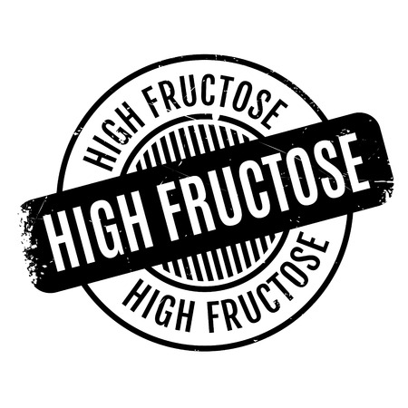 maltose: High Fructose rubber stamp