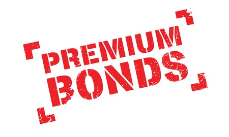 odds: Premium Bonds rubber stamp