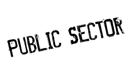 Public Sector rubber stamp Stock Vector - 81320973