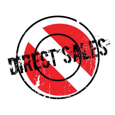 frank: Direct Sales rubber stamp