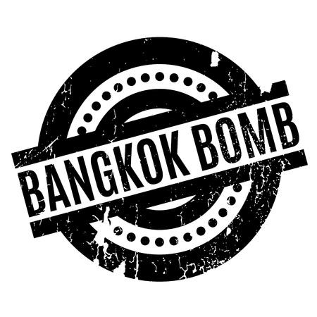 molotov: Bangkok Bomb rubber stamp