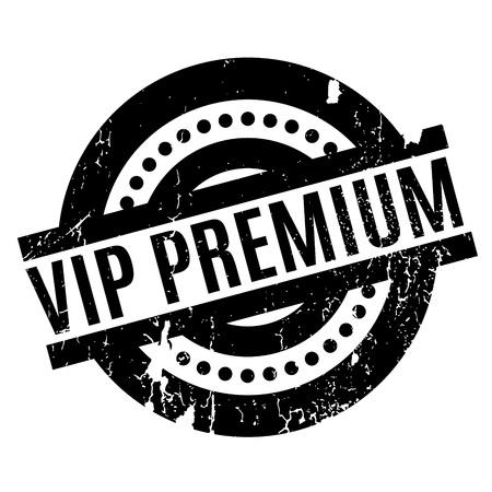 superstar: Vip Premium rubber stamp