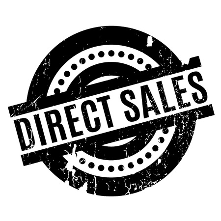 Direct Sales rubber stamp