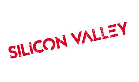 Timbre de silicone de Silicon Valley