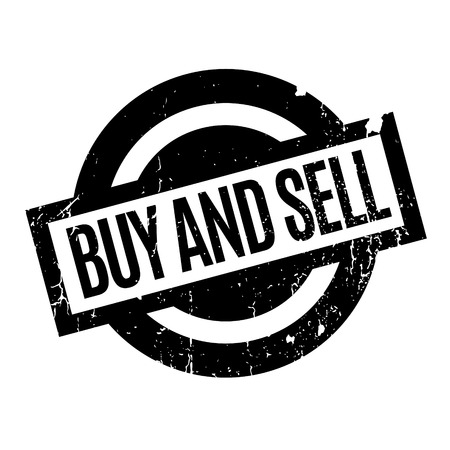 spiel: Buy And Sell rubber stamp