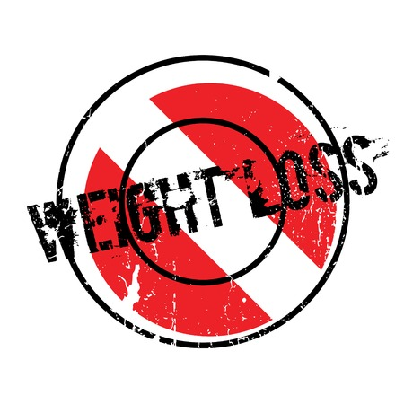 Weight Loss rubber stamp Stock Vector - 81349850