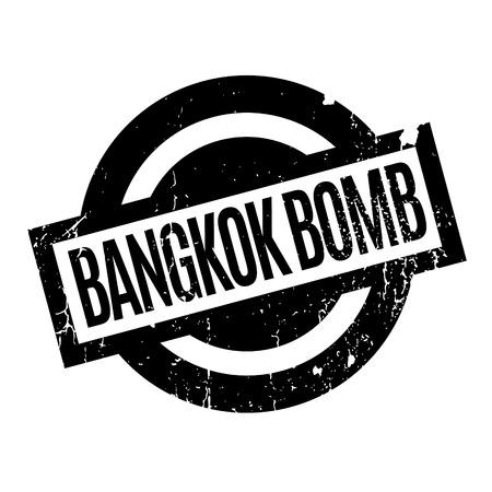 bombshell: Bangkok Bomb rubber stamp