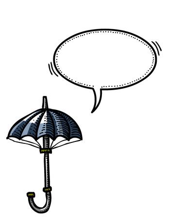 Umbrella Icon. Shelter symbol-100