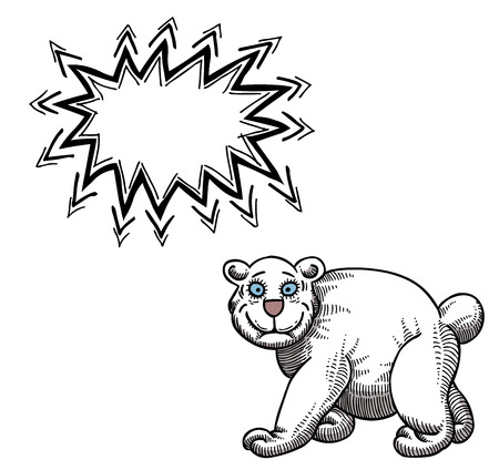 quirky: bear-100