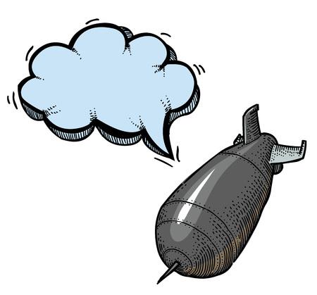 bombshell: falling bomb-100