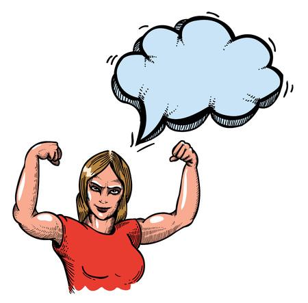 gym woman-100