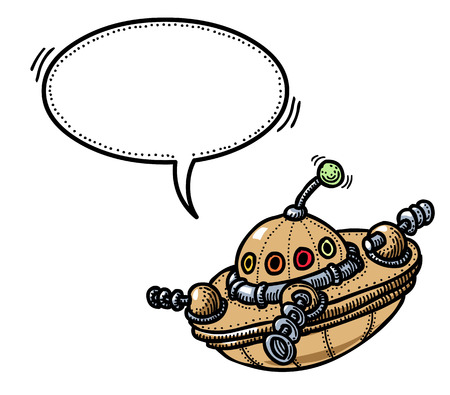 quirky: flying saucer 100
