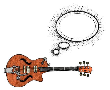 electric guitar-100
