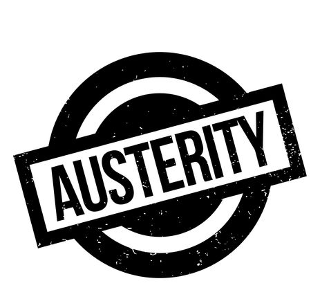 rate: Austerity rubber stamp