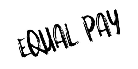 old people: Equal Pay rubber stamp