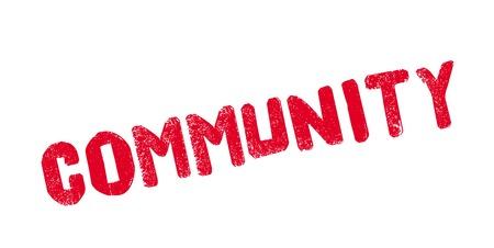 neighbourhood: Community rubber stamp