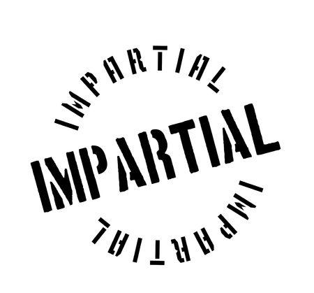 Impartial rubber stamp